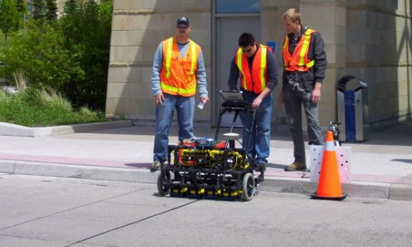 Coring and GPR data, Construction Executive Magazine
