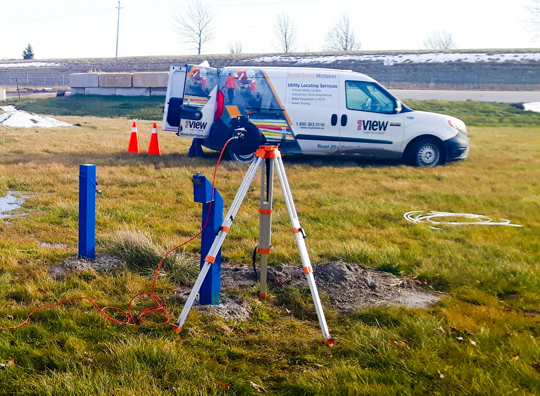 multiVIEW Locates Borehole Geophysics
