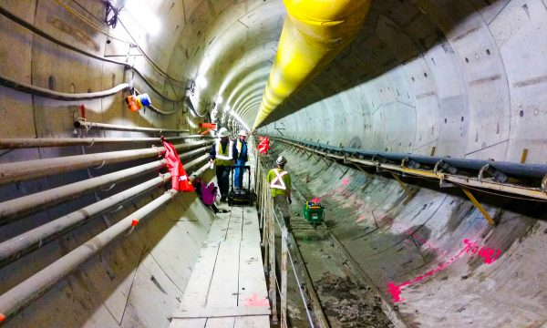 Large underground projects benefit from subsurface utility engineering