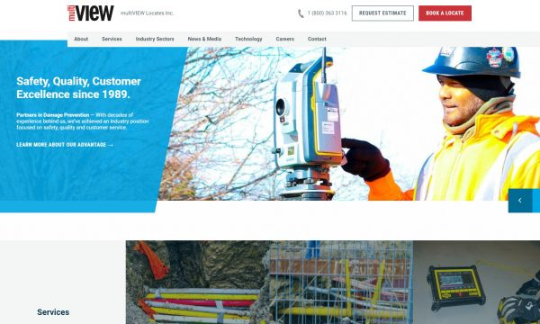 multiVIEW Locates Inc. Unveils Enhanced Web Presence