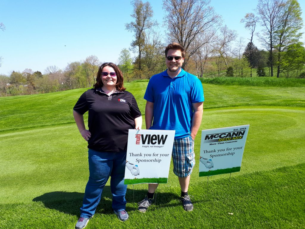 We had a great time at the LDAC golf tournament!