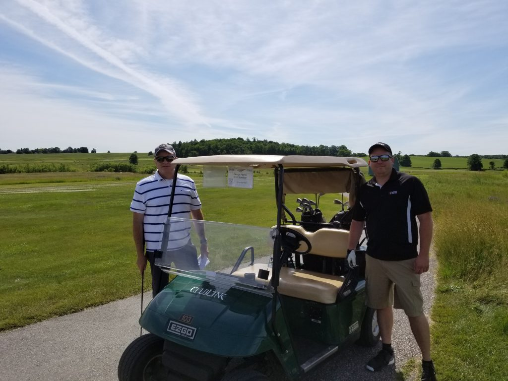 We had a great time at the 13th Annual Invitational ORCGA Golf Tournament!