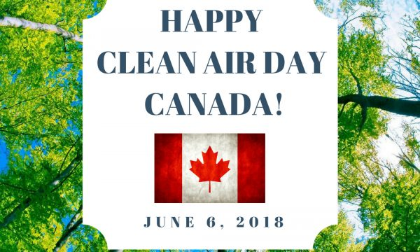 Happy Clean Air Day!