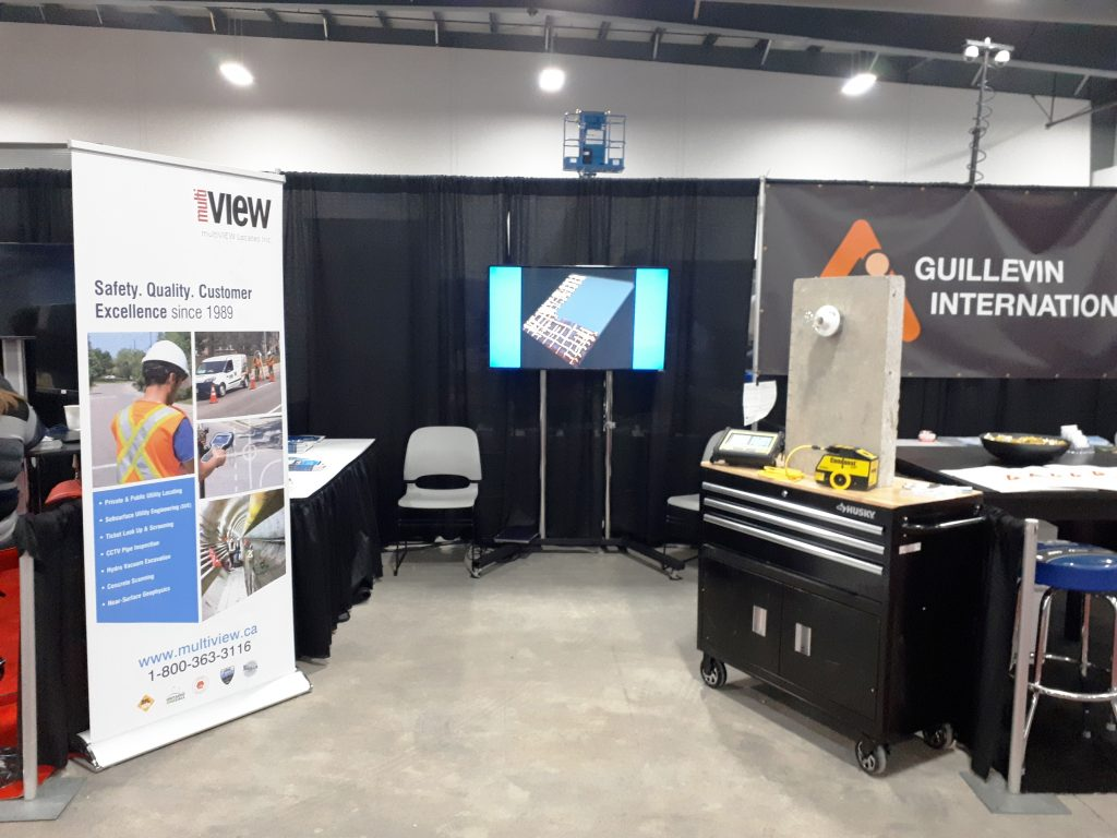 We had a great time discussing our concrete scanning and utility locating services at the inaugural Ottawa Construction Association Symposium!