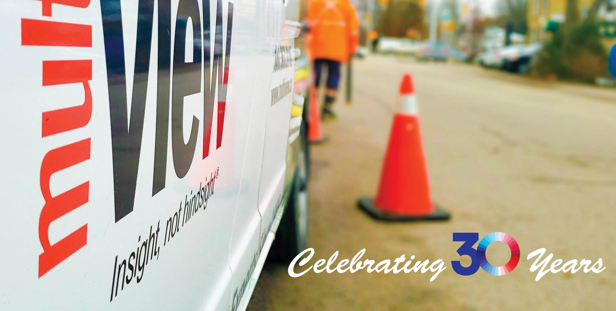 multiVIEW Locates celebrates our 30th birthday! — Thank you to our customers and the communities we serve for three decades in the utility locating & geophysics industry!