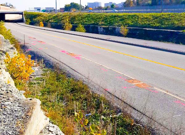 Highway 417, Ottawa