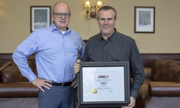 multiVIEW was pleased to receive a Certificate of Recognition from the Ontario Public Works Association (OPWA) for supporting the ROW Management conference over the past 5 years. It is our pleasure to take part in this educational event for Right of Way Professionals.