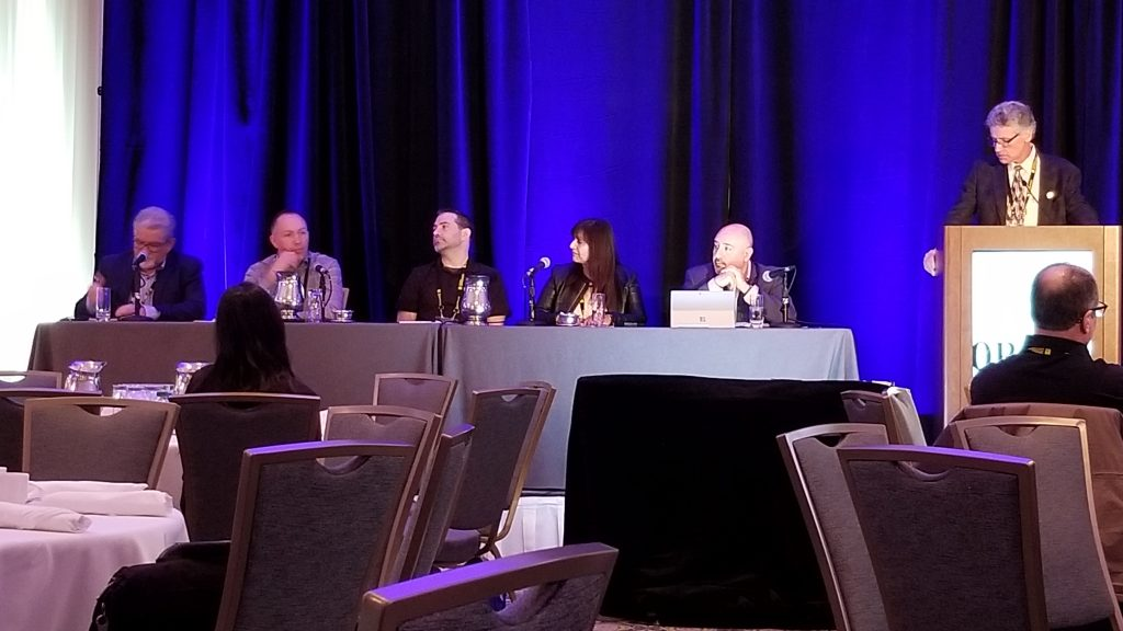 Kevin Vine, President of multiVIEW was pleased to participate in the Late Locate panel at the 2020 ORCGA Damage Prevention Symposium.