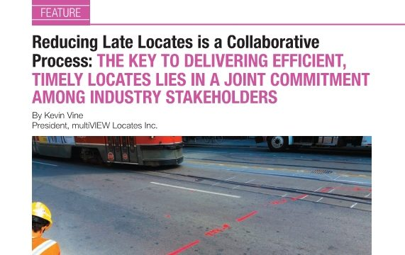 Reducing Late Locates Requires a Joint Commitment among Industry Stakeholders