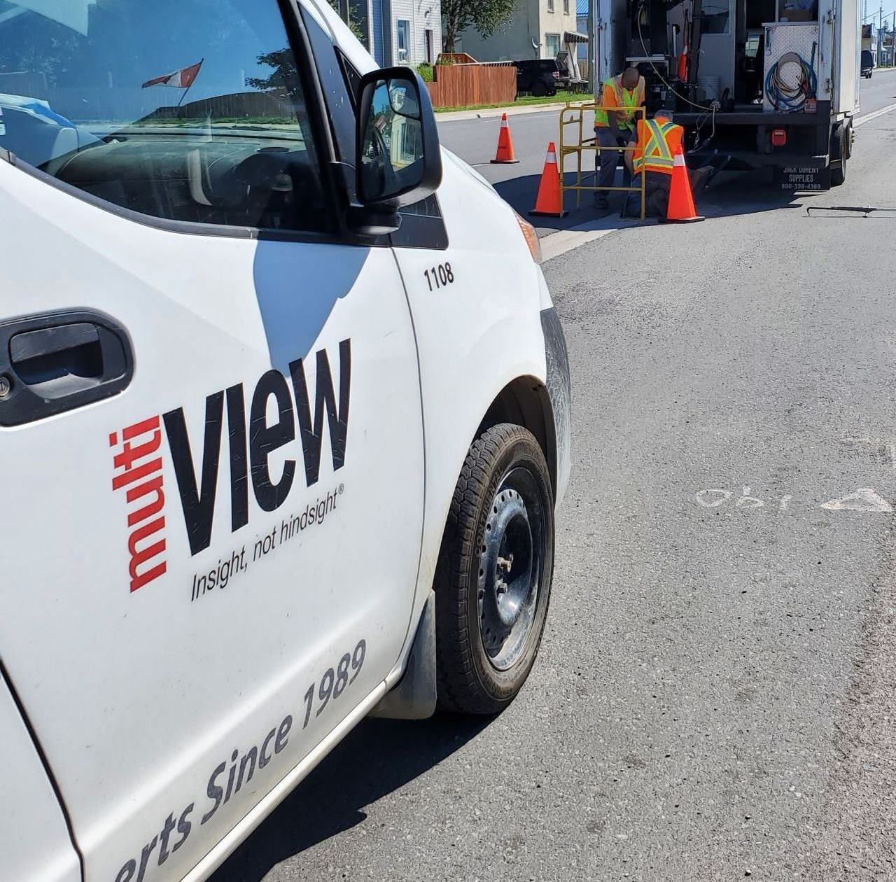 CCTV Pipe & Sewer Inspection Services  NASSCO-certified expertise to inspect and flush manholes, mainlines & service laterals.
