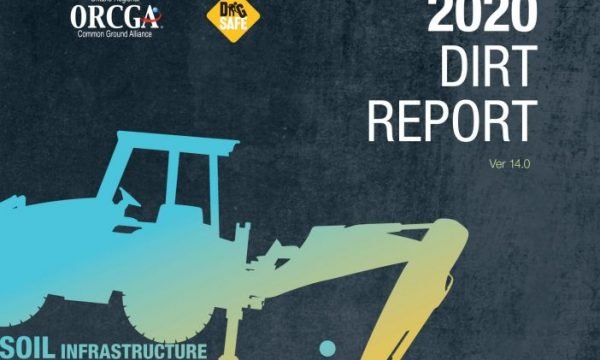 DIRT Report 2020: Excavation practices top cause of facility events