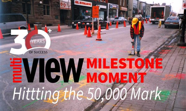 multiVIEW Exceeds 50,000 Customer Projects!