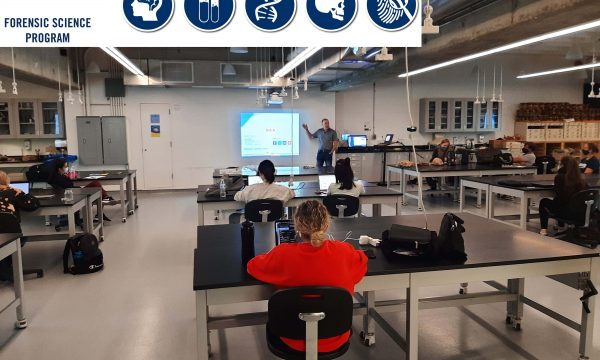 multiVIEW Delivers Geophysics Lecture to UofT Forensic Students